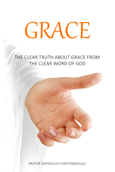 Christian Book: Grace by Pastor Sophocles Christodoulou