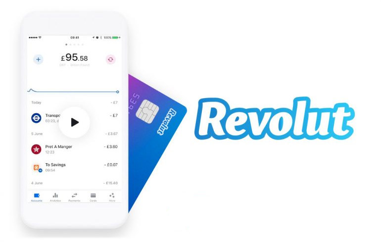 Church Online Giving with the Revolut App