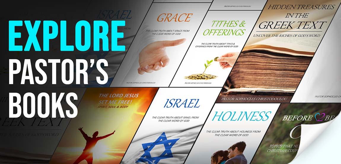 Explore Pastor's Christian Books